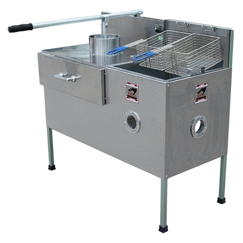 Chips Cutter and Fryer